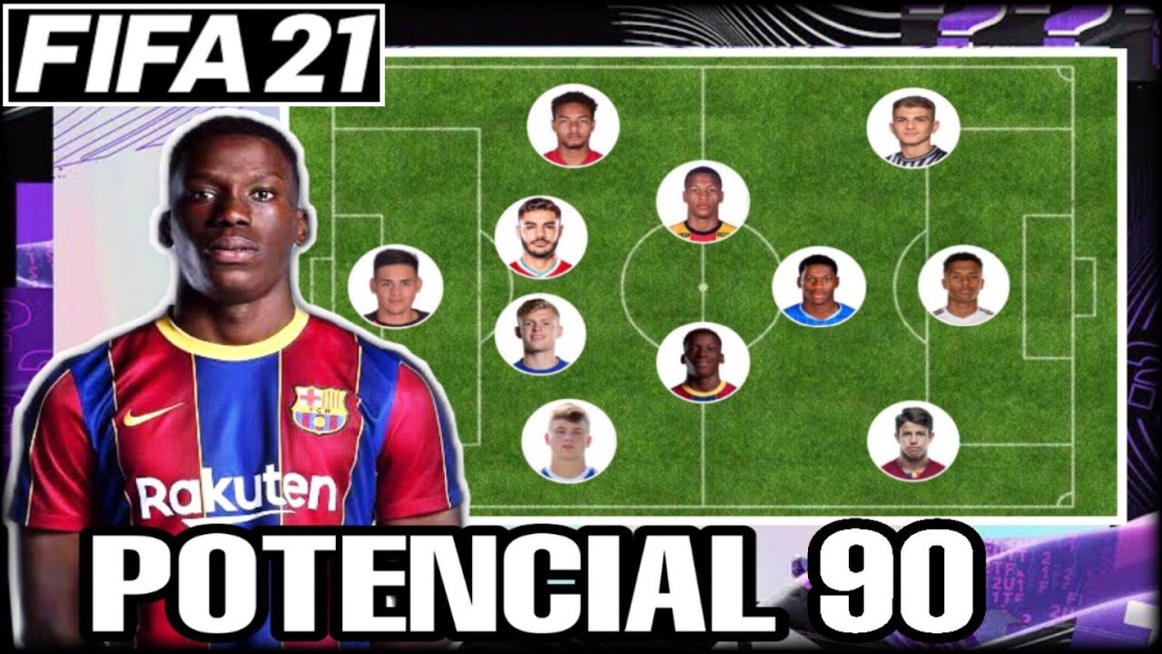 ONCE IDEAL DE JOYAS OCULTAS EN FIFA 21