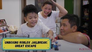Roblox Unboxing | Nate Alcasid