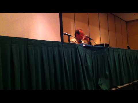 Joe Turkel Q&A Part 1