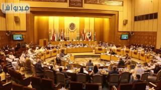بالفيديو: البرلمان العربى يقف دقيقه تضامنا مع الاسري الفلسطينيين