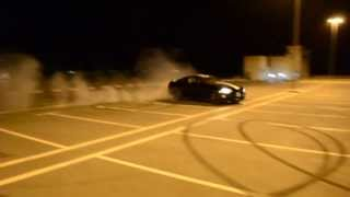 Ford Mustang Drifting and Burnouts in Dubai