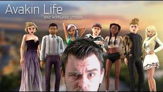 AVAKIN LIFE - 3DXCHAT Androidon vagy mi?
