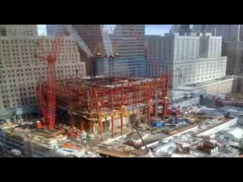 World Trade Center -April 27, 2006. Larry Silverstein, Michael Bloomberg ,George Pataki.KEY DIWALI !