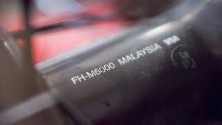 Вскрытие и обзор втулки Shimano Deore FH-M6000