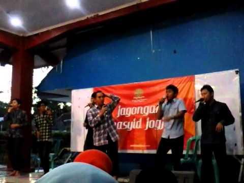 Kun Anta Cover by Sintesa @ Jagongan Nasyid Jogja