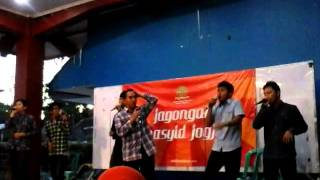 Video Kun Anta Cover by Sintesa @ Jagongan Nasyid Jogja download MP3, 3GP, MP4, WEBM, AVI, FLV Oktober 2018