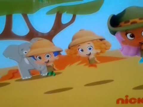 Bubble Guppies UK: Elephant Song