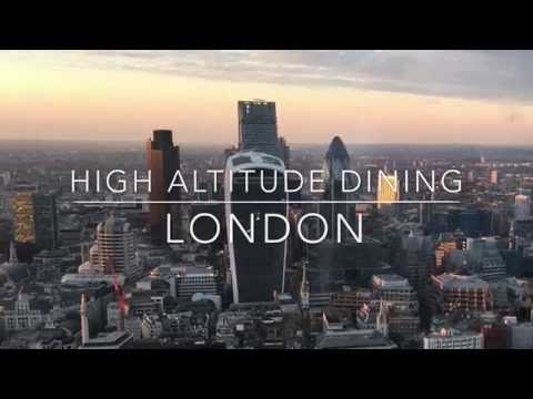 Best of London - HIGH ALTITUDE DINING