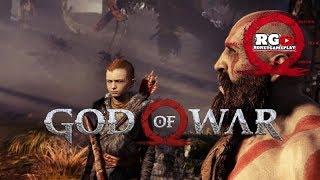 ⚔📛GOD OF WAR #6 Voltamos a Midgard Midgard Exploração💥.(Gameplay Ps4-Pt br).