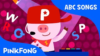 Hip-Hop Alphabet | ABC Alphabet Songs | Phonics | PINKFONG Songs for Children