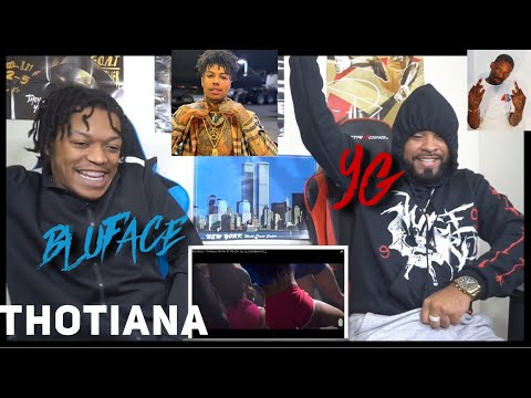 BLU FACE BABY !!!Blueface – Thotiana Remix ft. YG (Dir. by @_ColeBennett_) | FVO REACTION