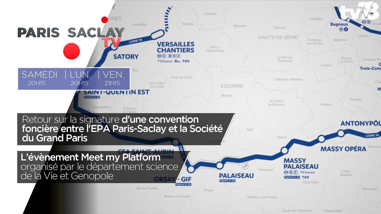 PARIS-SACLAY TV – Janvier-février 2019