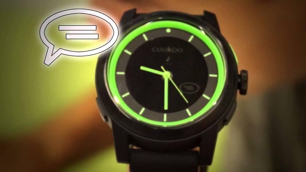Cookoo® — уникальные, стильные и функциональные наручные часы. Главная их особенность – возможность синхронизации с ios-устройствами.