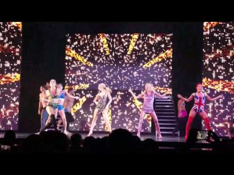 DWTS 2017 - Spice Girls - Riverside, CA 2/13/17