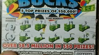 6 more 50 BUCKS The Bub way. Pa lottery scratch tickets.