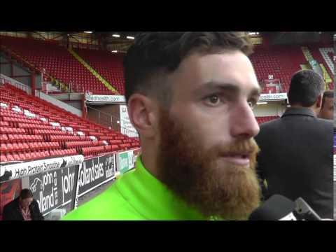 Romain Vincelot post Sheff United