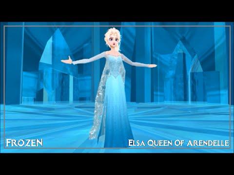 [MMD Frozen] Let it go by Elsa [full]