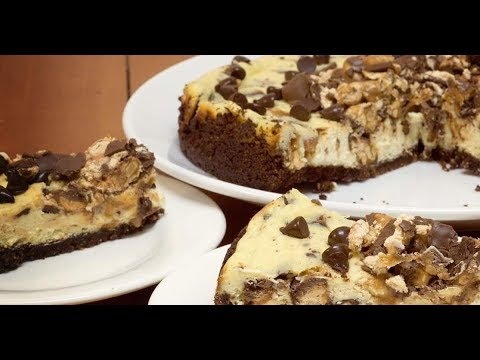 Snickers Cheesecake | EASY TO LEARN | QUICK RECIPES