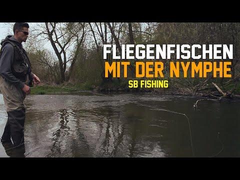 Fliegenfischen mit der Nymphe