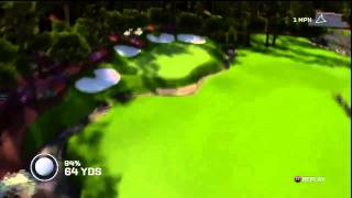 Tiger Woods PGA TOUR 12: The Masters. 3 Click Tutorial