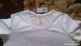 4 женские футболки и 1 брючки Basic от Faberlic