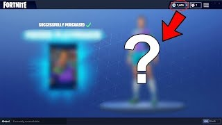 I hacked his Fortnite account and bought the worst skin...