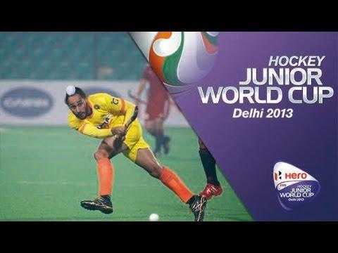 India vs Canada - Men's Hero Hockey Junior World Cup India  [07/12/2013]