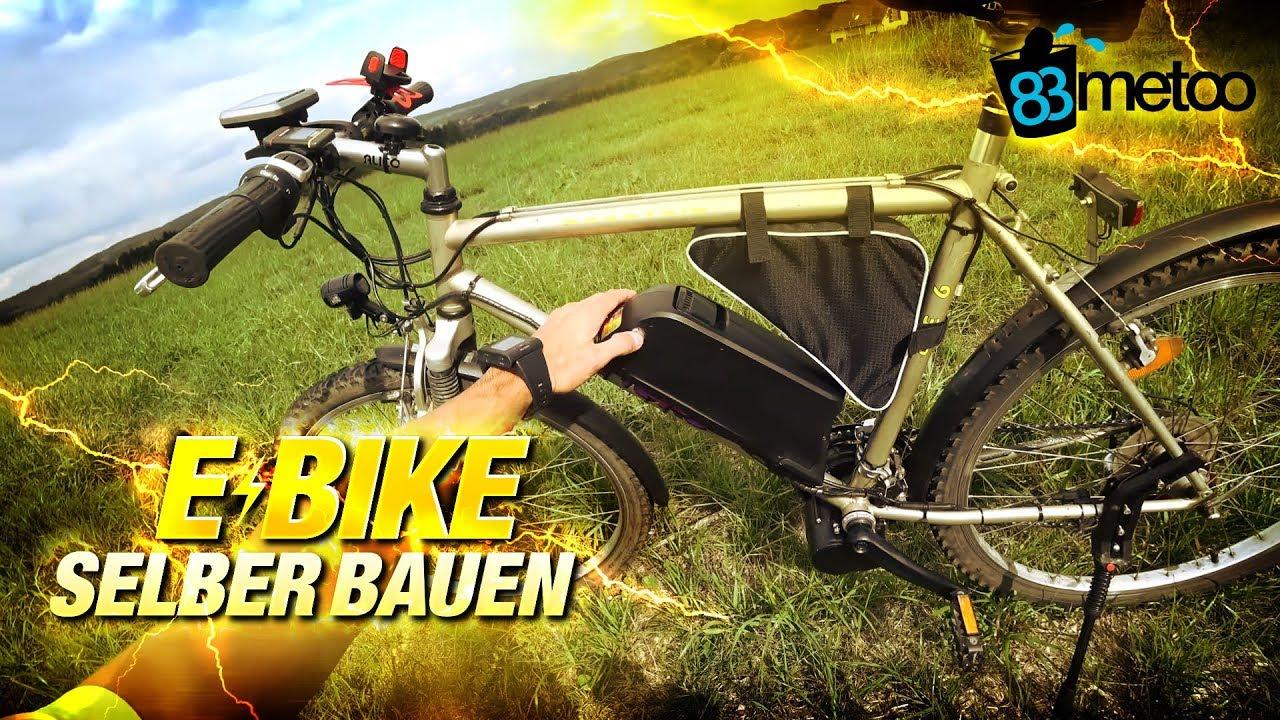 e bike selber bauen fahrrad selber zu e bike aufr sten. Black Bedroom Furniture Sets. Home Design Ideas