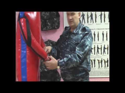 TONFA CLUB 61 Применение НАРУЧНИКОВ 4