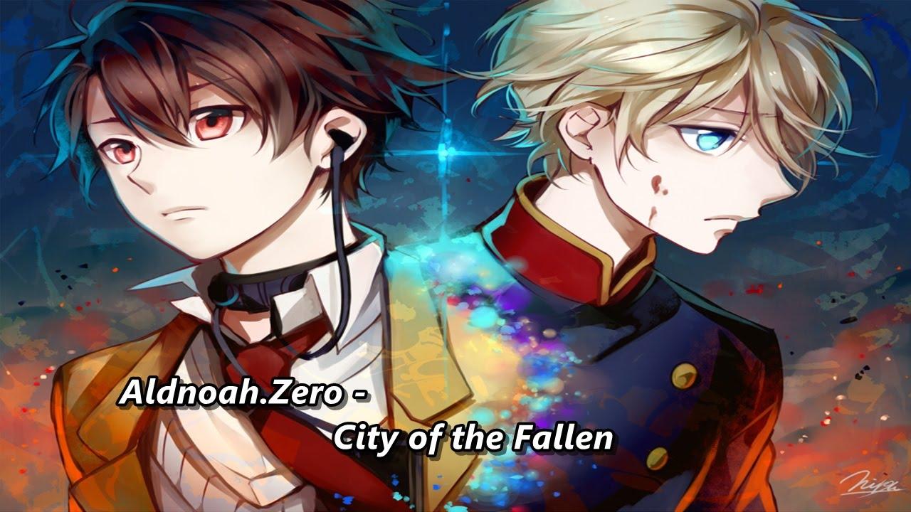 Amv Aldnoah Zero City Of The Fallen Youtube