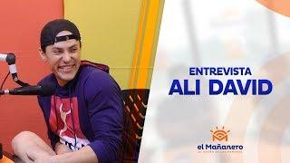 Entrevista Ali david