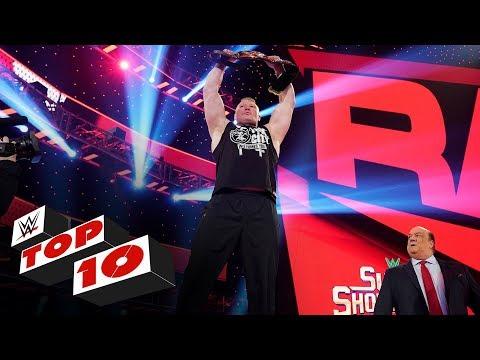 Top 10 Raw Moments: WWE Top 10, Feb. 24, 2020