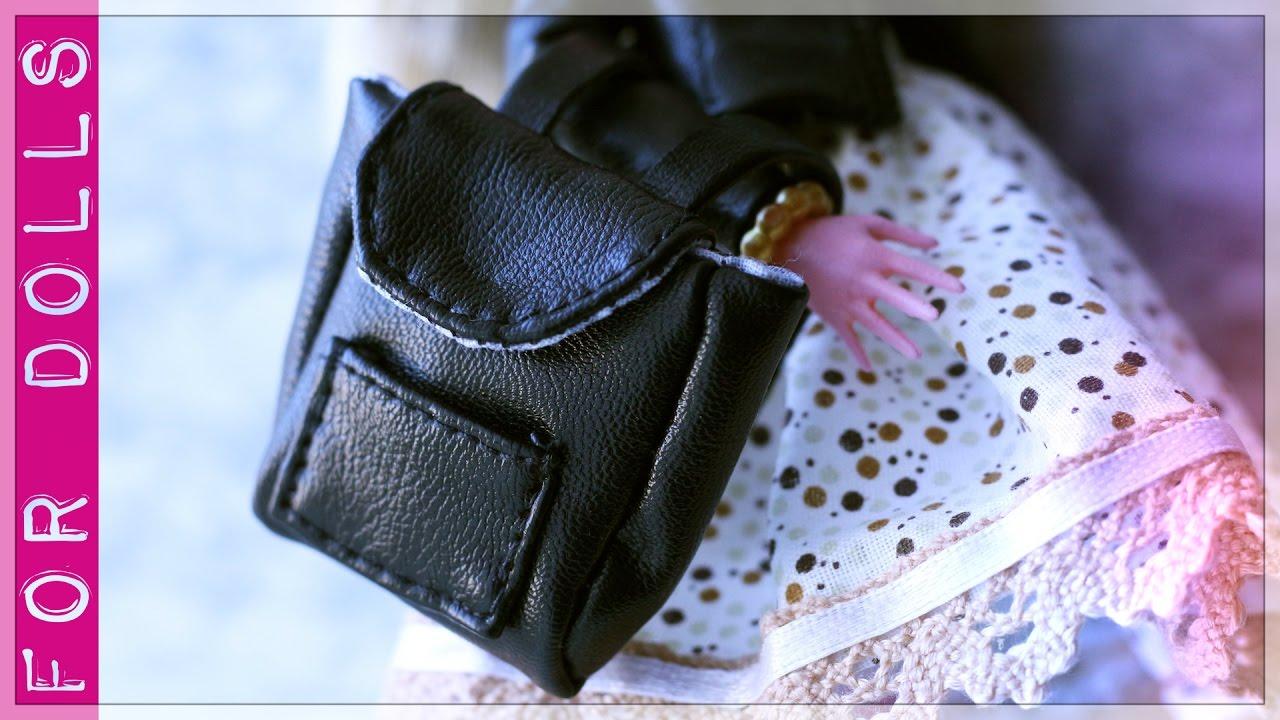 Как сделать рюкзак из ткани для куклы рюкзак sternbauer