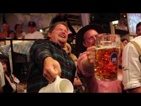 Oktoberfest Beer Stein Holding Contest | Old World | Huntington Beach