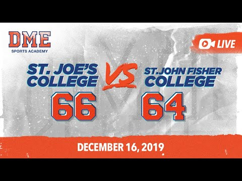 St. Joe's Vs Saint John Fisher