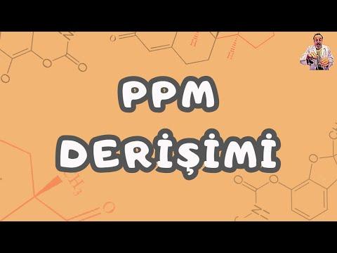 ppm derişimi (2017)