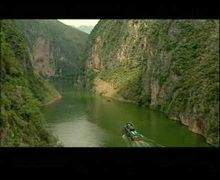 Yangtze River Small Three Gorges