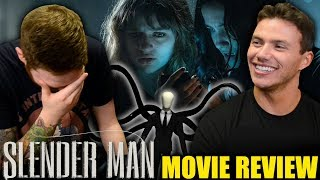 Slender Man - Movie Review
