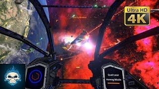 Disputed Space 4K Gameplay (PC)