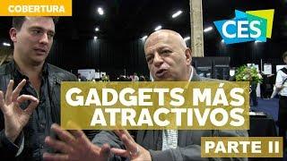 Gadgets Más Atractivos (Parte 2) en #CES2019