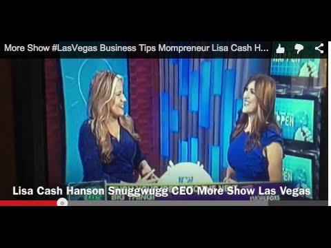 More Show #LasVegas  Business Tips Mompreneur Lisa Cash Hanson