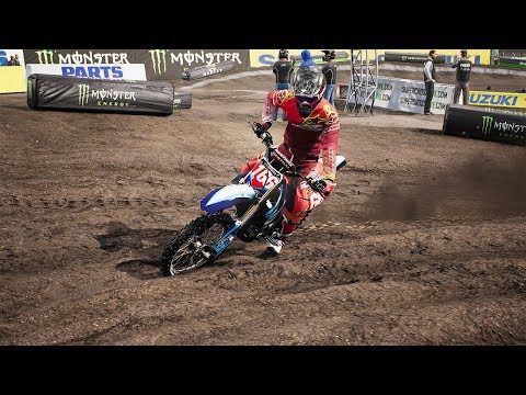 IT's TIME! - Monster Energy Supercross Video game EP : 1