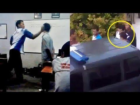 Meski Telah Berikan Klarifikasi dan Meminta Maaf, Oknum Guru yang Tampar Murid Diciduk Polisi