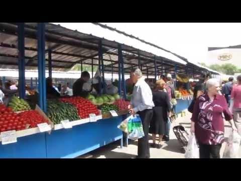 Green Bazaar, Almaty, Kazakhstan