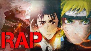 """Monstruo"" - (Shinichi, Kaneki & Naruto) - ANIME MONSTERS EPIC RAP - Maximen II SENNER-Zx"