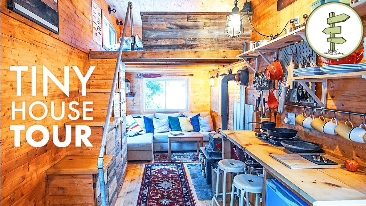 This Cozy Tiny House Makes You Want To Move In Right Away
