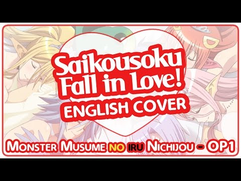 🌈 ENGLISH COVER ║ Saikousoku Fall in Love (MONSTER MUSUME OP