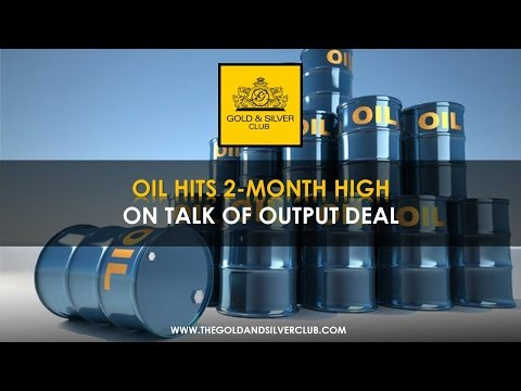 The Gold & Silver Club | Week Ahead Commodity Report: March 1-4, 2016 | Oil Hits 2-Month High