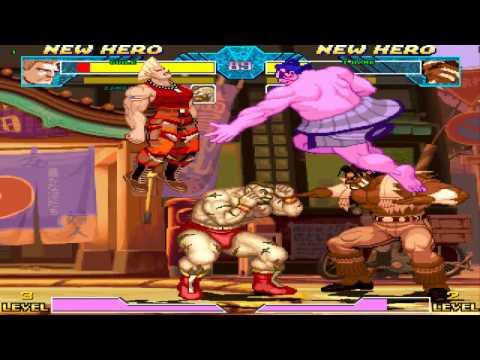 Street fighter ii deluxe mugen download free