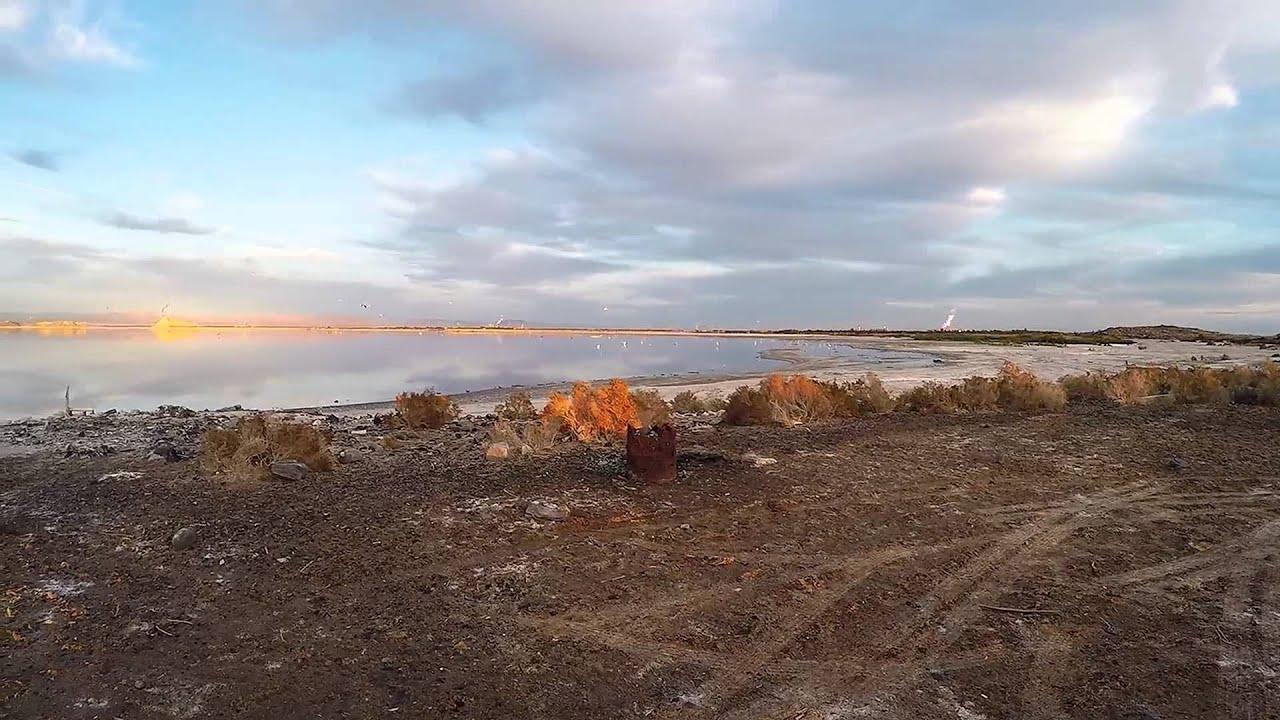 Salton Sea Paramotor 2015 : Alltrikes